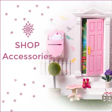 opening fairy doors accessories