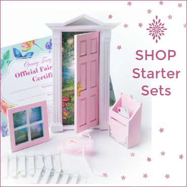 opening fairy doors starter sets