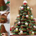 3D Christmas Cookie Tree