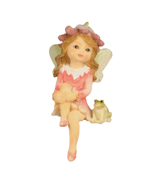 Crystal Little Fairy from Opening Fairy Doors
