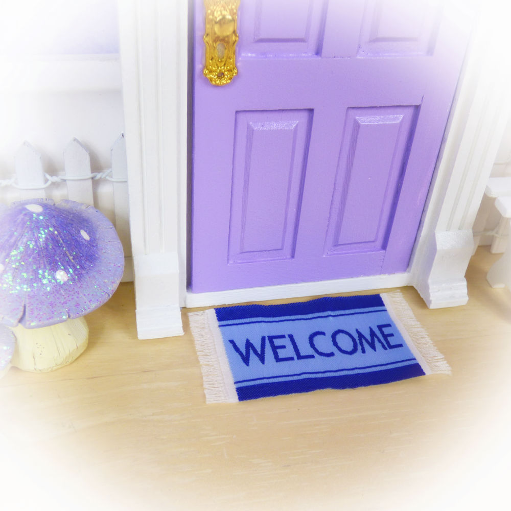 Fairy Door Welcome Mat