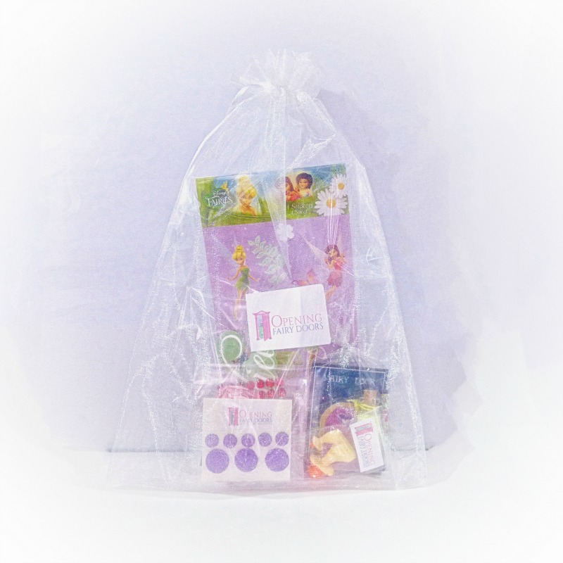 bag of fairy treats