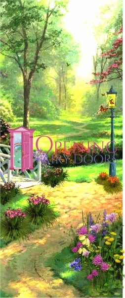 fairy door background pictures