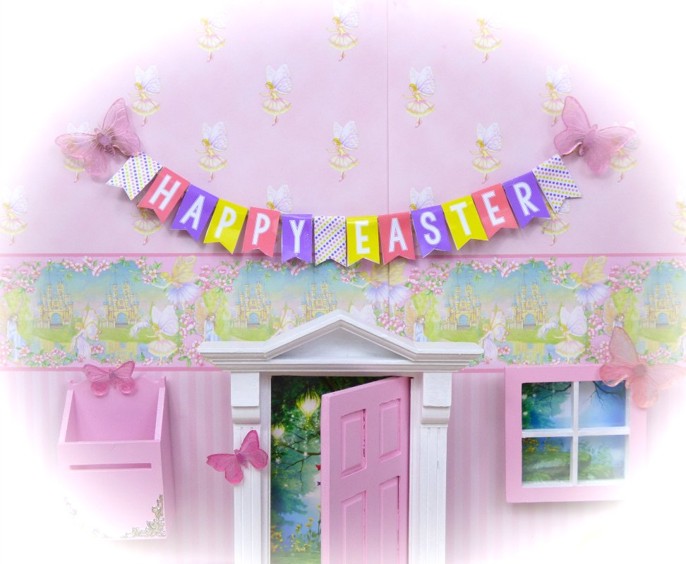 easter garland download printable