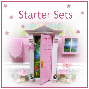 Opening Fairy Door Starter Sets