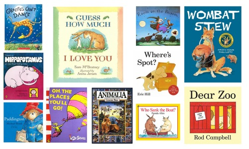 top 40 children's books of all time