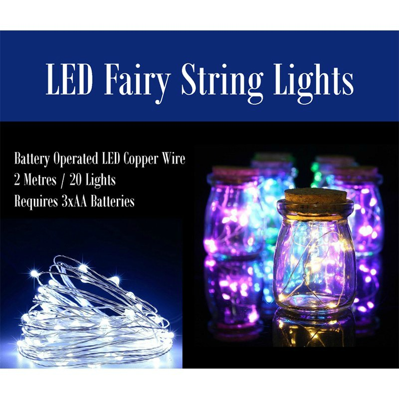 fairy door lights