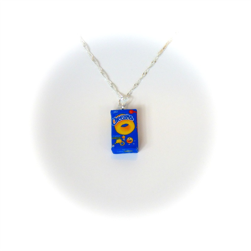 Cheezels Necklace