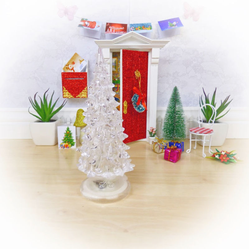 LED Light Fairy Christmas Tree
