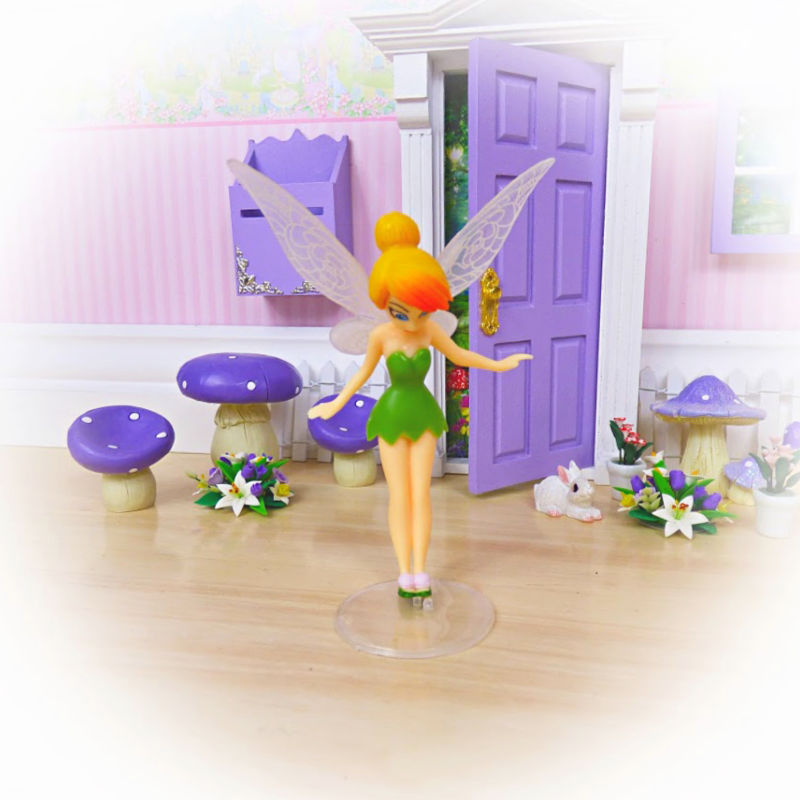 Standing Tinkerbell