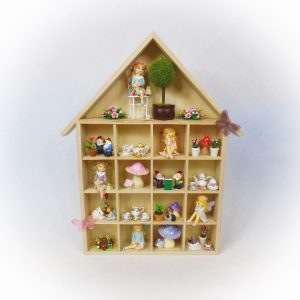 Fairy House Shadow Box