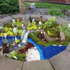 how to create an amazing fairy garden