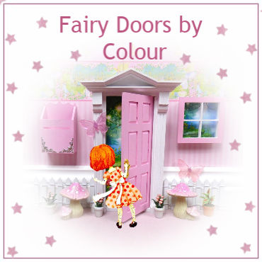 Fairy Doors by Colour