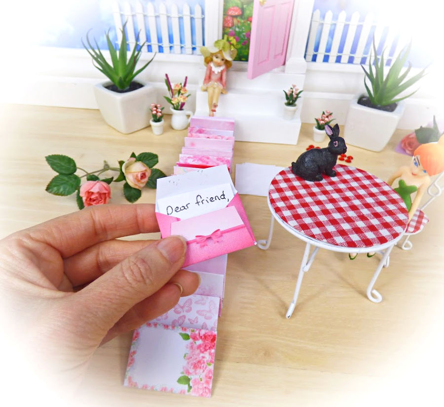 Pink Fairy Letters Set