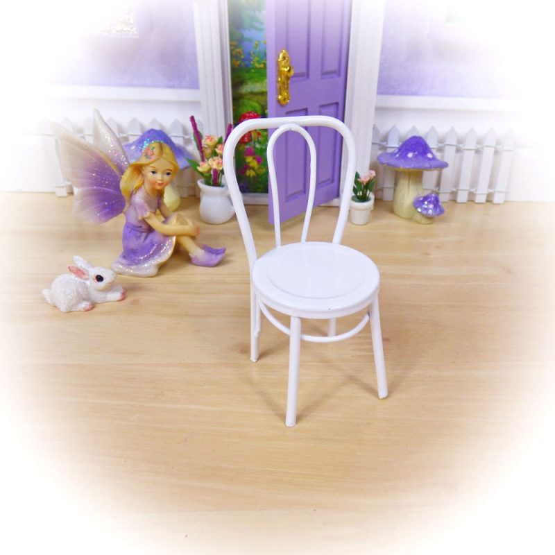 White Fairy Chair