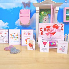 Free Fairy Valentines Day Kit