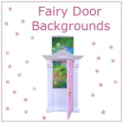 fairy door backgrounds