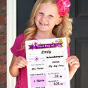 Back to School Photo Sign