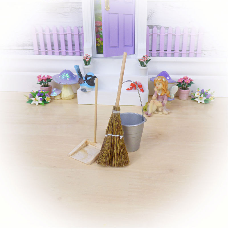 Fairy Cleaning Set