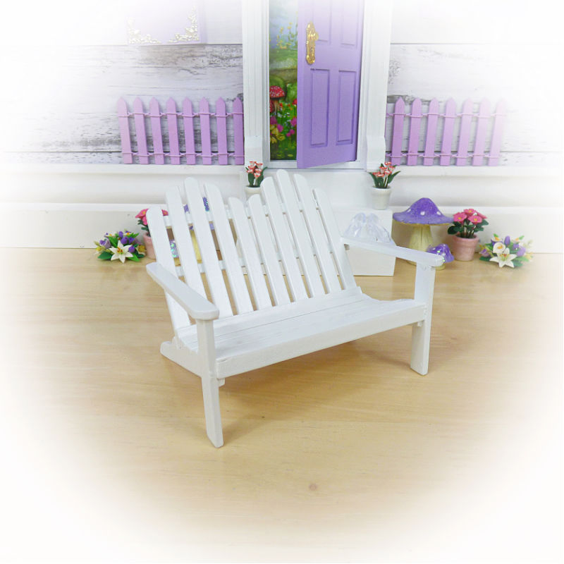 Double Garden Chair