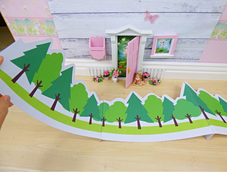 Let's Go Fairy Camping
