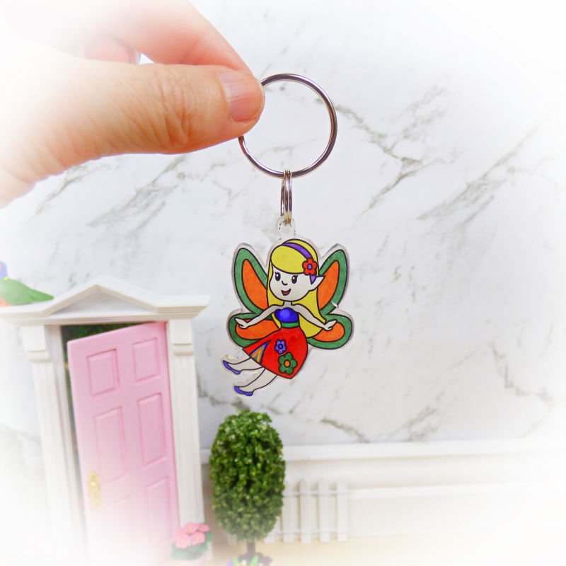 keep a fairy in your pocket