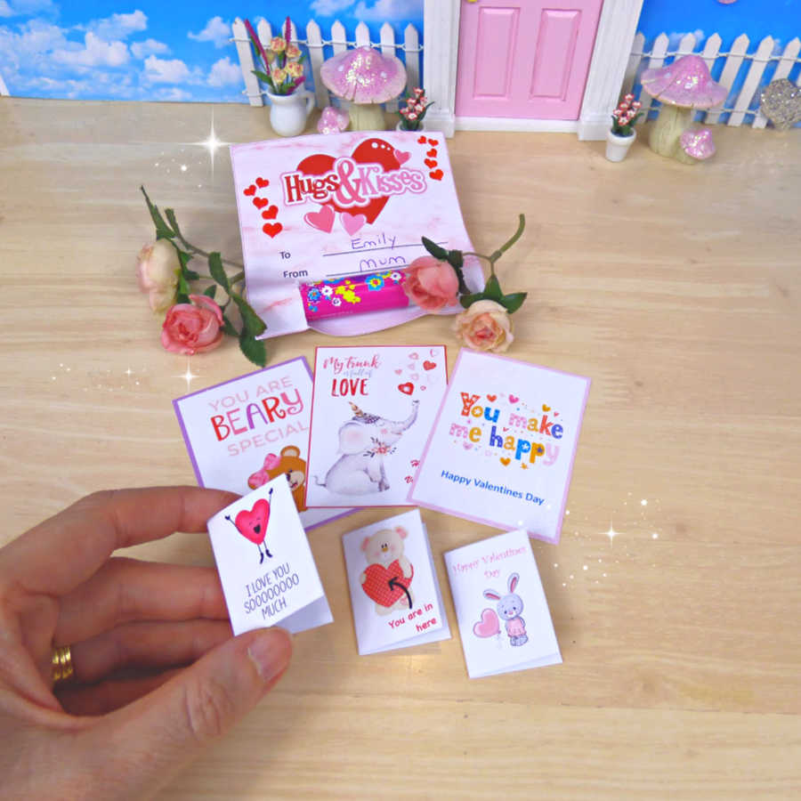 free fairy valentines day cards